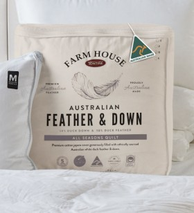 40-off-Tontine-50-Duck-Down-50-Duck-Feather-Quilt on sale