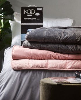 Koo-Elite-Weighted-Blankets on sale