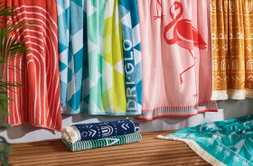 Koo-Elite-Australian-Cotton-Beach-Towel on sale