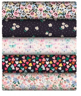 Print-Polyester-Cotton on sale