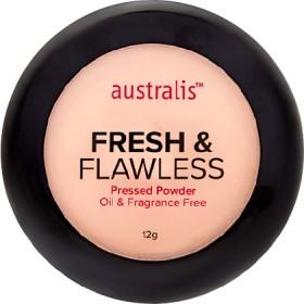 Australis-Fresh-Flawless-Pressed-Powder-12g on sale