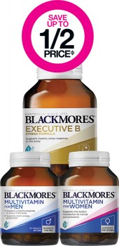 Save-Up-to-12-Price-on-Selected-Blackmores-Products on sale