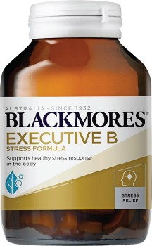Blackmores-Executive-B-160-Tablets on sale