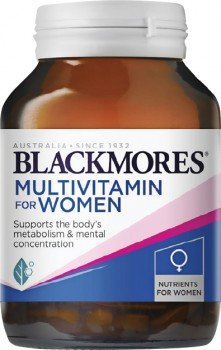 Blackmores-Multivitamin-for-Women-90-Tablets on sale