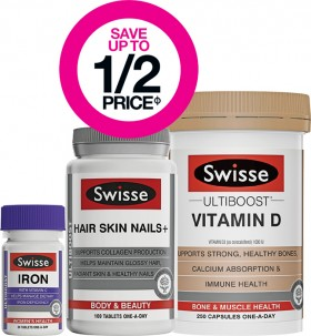 Save-Up-to-12-Price-on-Selected-Swisse-Products on sale