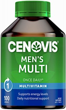 Cenovis-Once-Daily-Mens-Multi-100-Capsules on sale