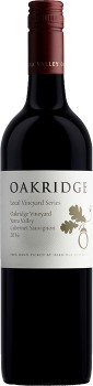 Oakridge-Cabernet-Sauvignon on sale
