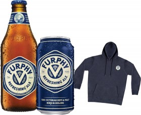 Furphy-Refreshing-Ale-24x375mL-Bottles-or-Cans on sale