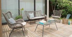 Togo-4-Seater-Wicker-Lounge-Setting on sale