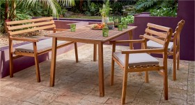 Lancashire-4-Seater-Timber-Dining-Setting on sale