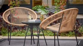 Tahiti-2-Seater-Wicker-Caf-Setting on sale