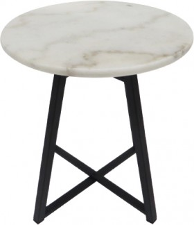 Marble-Side-Table on sale