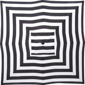 25m-Black-White-Aluminium-Market-Umbrella on sale