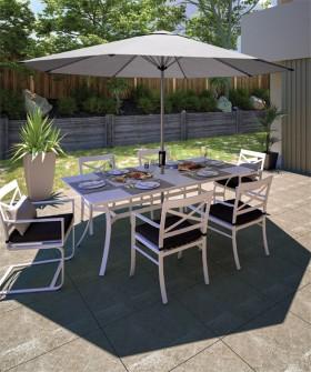Coolaroo-3m-Aluminium-Daintree-Market-Umbrella on sale