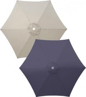 25m-Steel-Market-Umbrella on sale