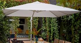295m-Aluminium-Cantilever-Umbrella on sale