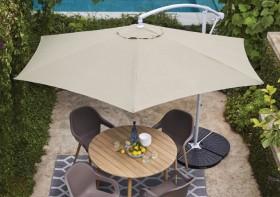 285m-Steel-Cantilever-Umbrella on sale