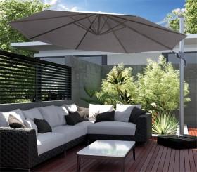 Coolaroo-35m-Aluminium-Olefin-Cantilever-Umbrella on sale