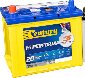 Century-Selected-4WD-Batteries on sale