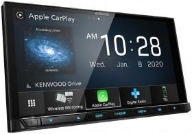 Kenwood-68-200W-HD-AV-DAB-Wireless-CarPlay-Android-Auto-Receiver on sale
