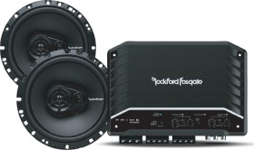 Rockford-Fosgate-Prime-Series-42-Channel-Class-D-Power-Amplifier-65-Prime-Series-3-Way-Coaxial-Speakers-Pack on sale