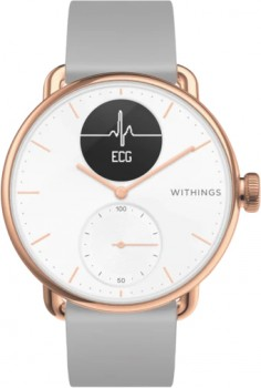 Withings-Scanwatch-38mm-Rose-Gold on sale