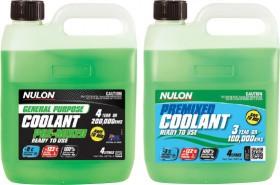 These-Nulon-4L-Premix-Anti-Freeze-Anti-Boil-Coolants on sale