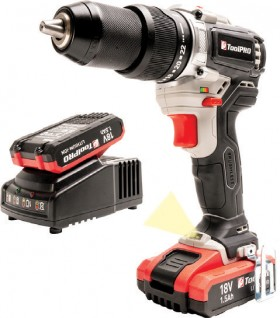ToolPRO-18V-Brushless-Hammer-Drill on sale