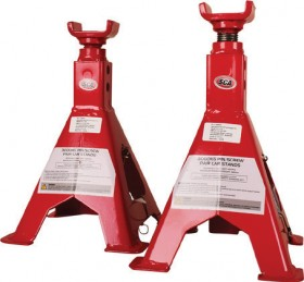 SCA-3000kg-Pin-Screw-Car-Stands on sale