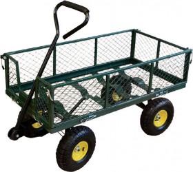 Steel-Mesh-Garden-Cart on sale
