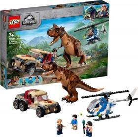 NEW-LEGO-Jurassic-World-Carnotaurus-Dinosaur-Chase-76941 on sale