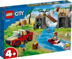 LEGO-City-Rescue-Off-Roader-60301 on sale