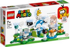 NEW-LEGO-Super-Mario-Lakitu-Sky-World-71389 on sale