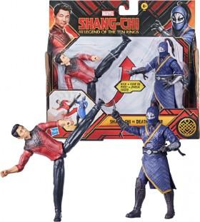 Marvel-Shang-Chi-6-Inch-Figure-Battle-Pack on sale