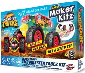 Hot-Wheels-Monster-4WD-Truck-Maker-Kitz on sale