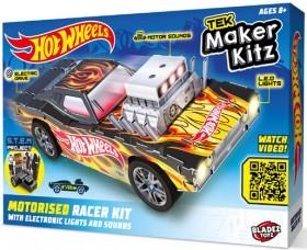 NEW-Hot-Wheels-Tek-Maker-Kitz-Car-With-Lights on sale