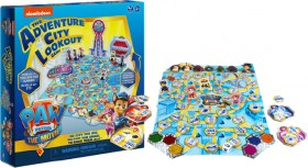 NEW-Paw-Patrol-The-Adventure-City-Lookout-Game on sale