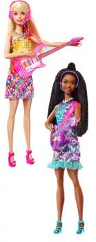 Barbie-Singing-Malibu-or-Brooklyn-Dolls on sale