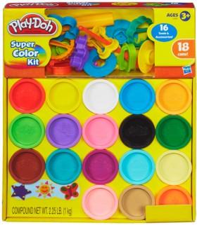 Play-Doh-Super-Colour-Kit on sale