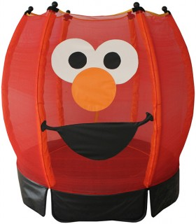 Elmo-45ft-Indoor-Trampoline on sale