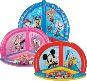 NEW-Paw-Patrol-Minnie-Mouse-or-Mickey-Mouse-Piano-Plays-Sounds on sale