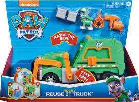 Paw-Patrol-Rocky-Reuse-It-Truck on sale