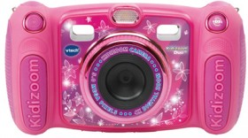 Vtech-Kidizoom-Duo-Camera-Pink on sale