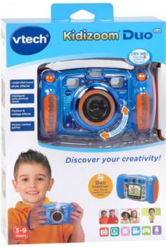 Vtech-Kidizoom-Duo-Camera-Blue on sale