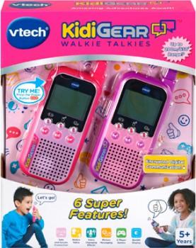 Vtech-KidiGear-Walkie-Talkie-Pink on sale