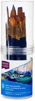 Derwent-6-Pack-Academy-Taklon-Paint-Brushes on sale