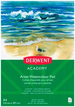 Derwent-Academy-Watercolour-Paper-A4 on sale
