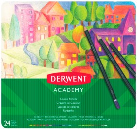 Derwent-Academy-24-Pack-Colour-Pencils on sale