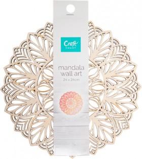 Craft-Smart-Wall-Hanging-Mandala-24cm-x-24cm-3mm on sale