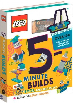 LEGO-5-Minute-Builds on sale
